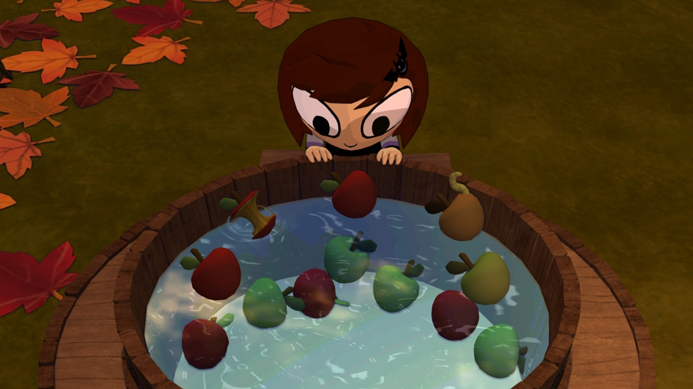 Image from Costume Quest