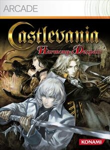 Castlevania: Harmon of Despair boxshot