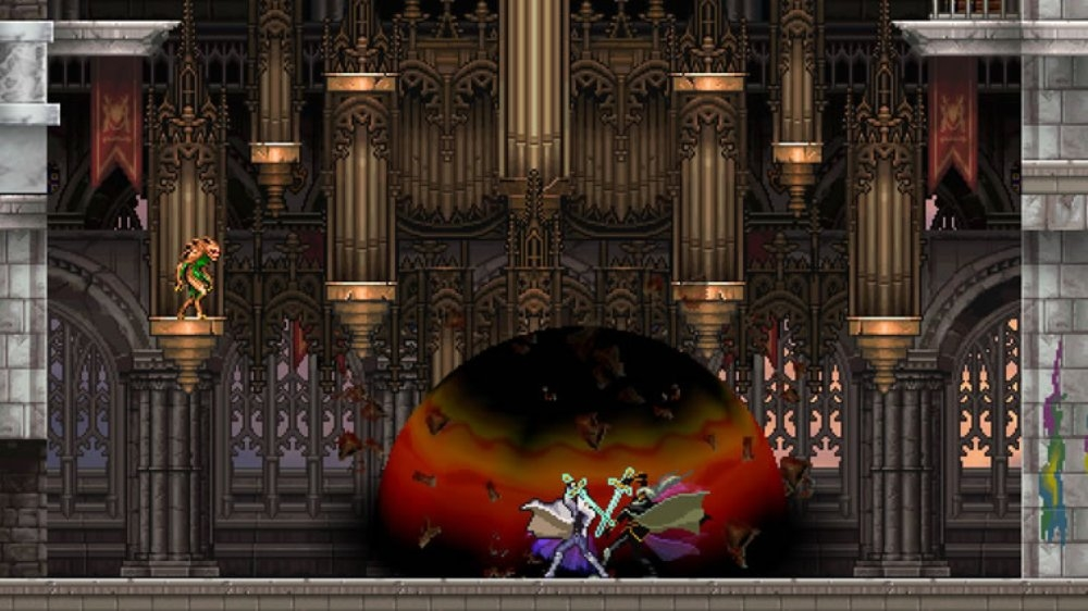 Image from Castlevania HD