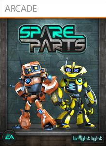 Spare Parts Bad Guys Picture Pack