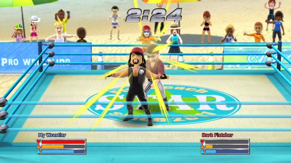 Image from Fire Pro Wrestling