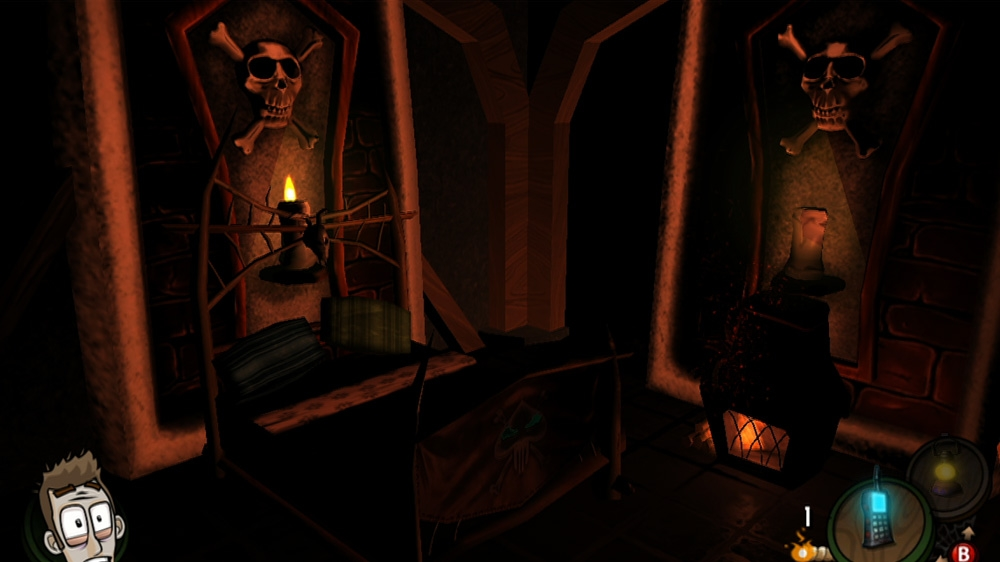 Image from Haunted House