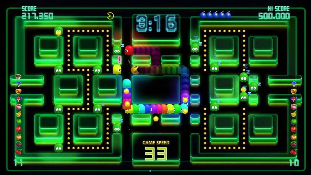 Image from PAC-MAN Championship Edition DX