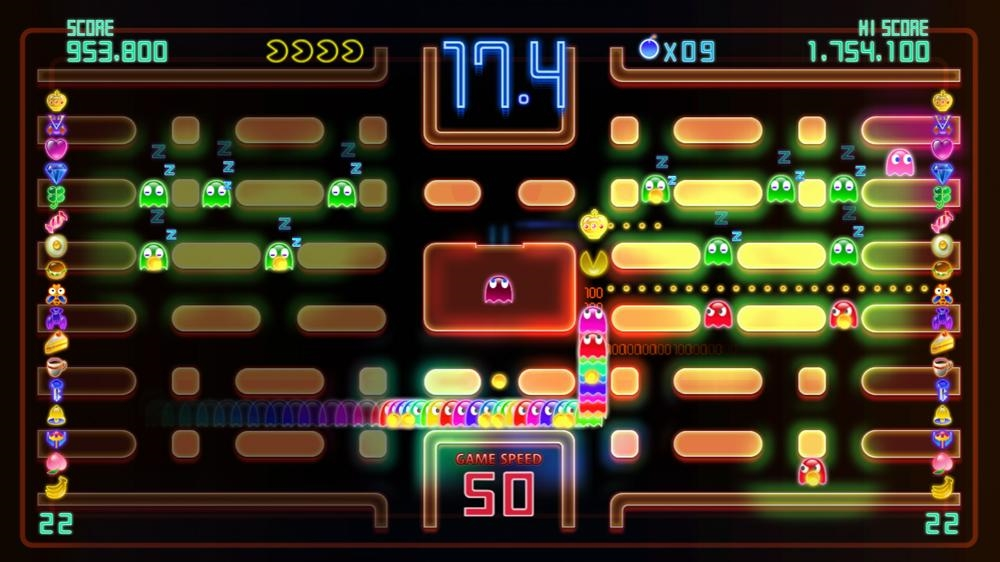 Image from PAC-MAN CE DX+