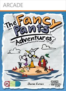 The Fancy Pants Adventures™