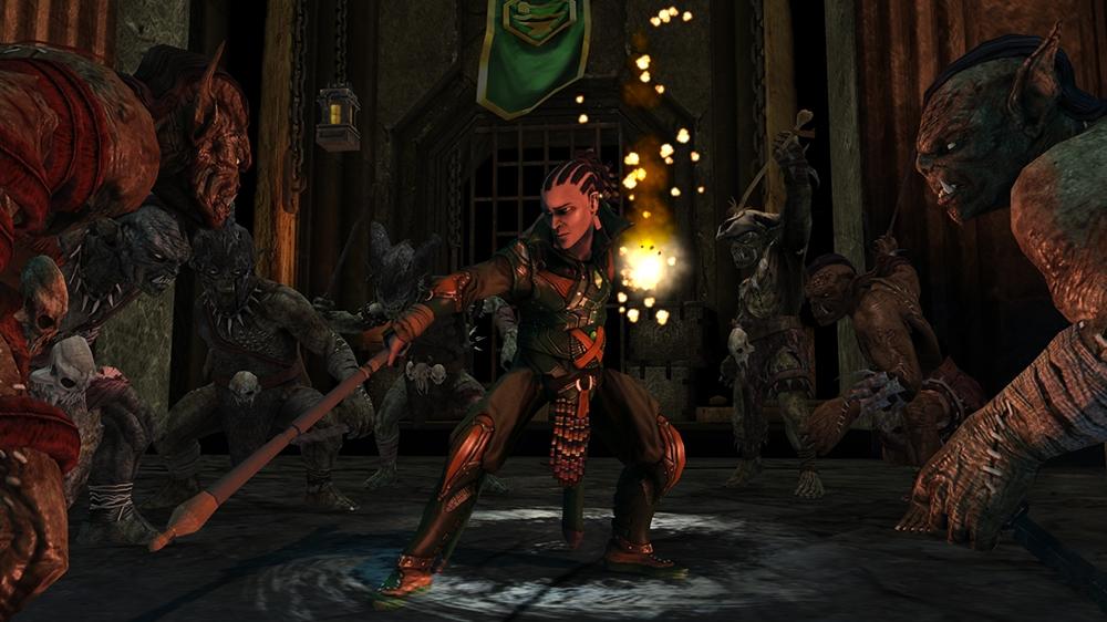 Kuva pelistä Dungeons & Dragons Daggerdale