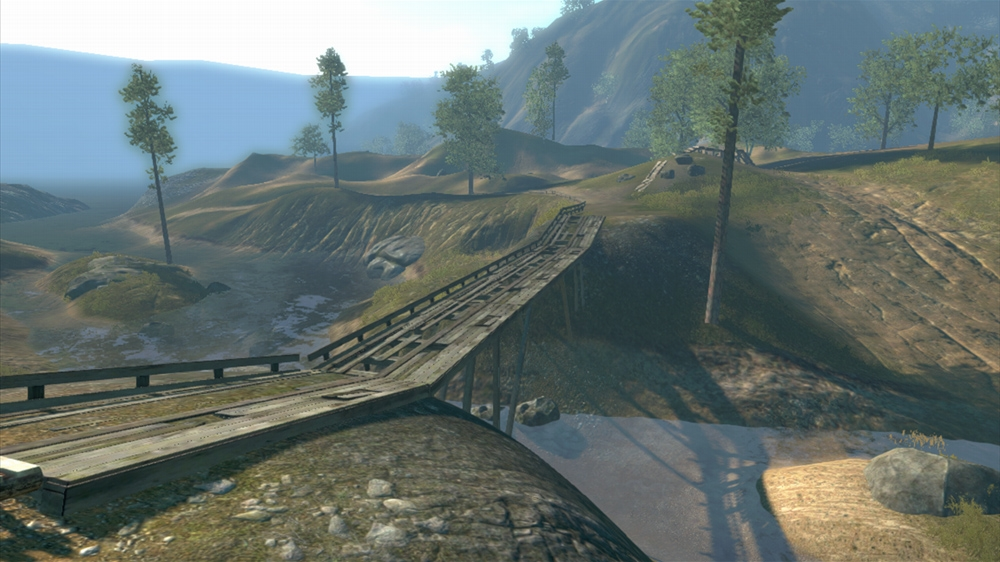 Bild från Trials Evolution