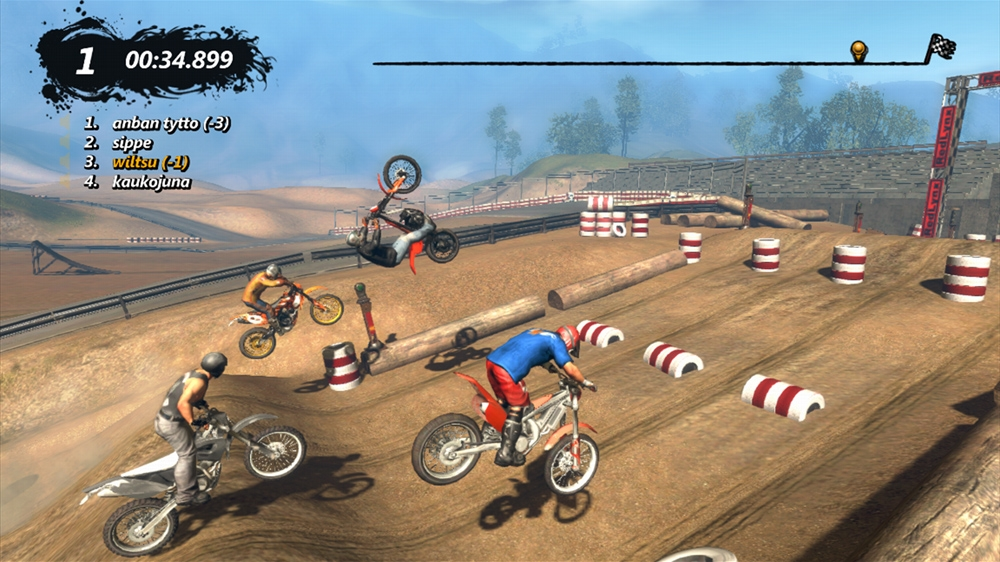 Trials Evolution のイメージ