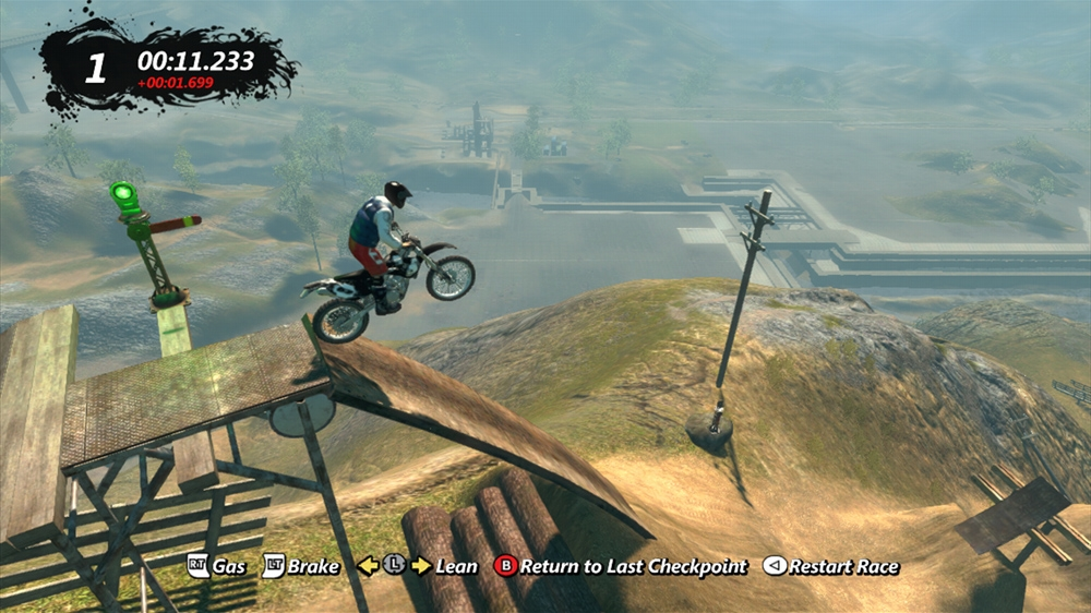 Kuva pelistä Trials Evolution