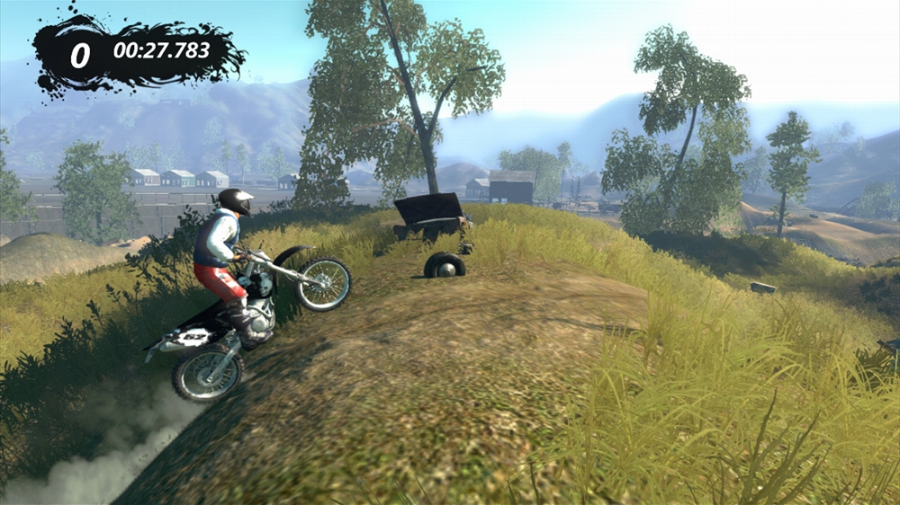 Immagine da Trials Evolution