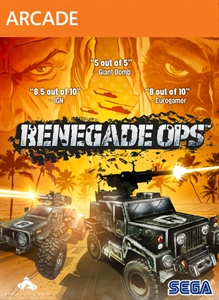 Triler de Renegade Ops Campaa Coldstrike
