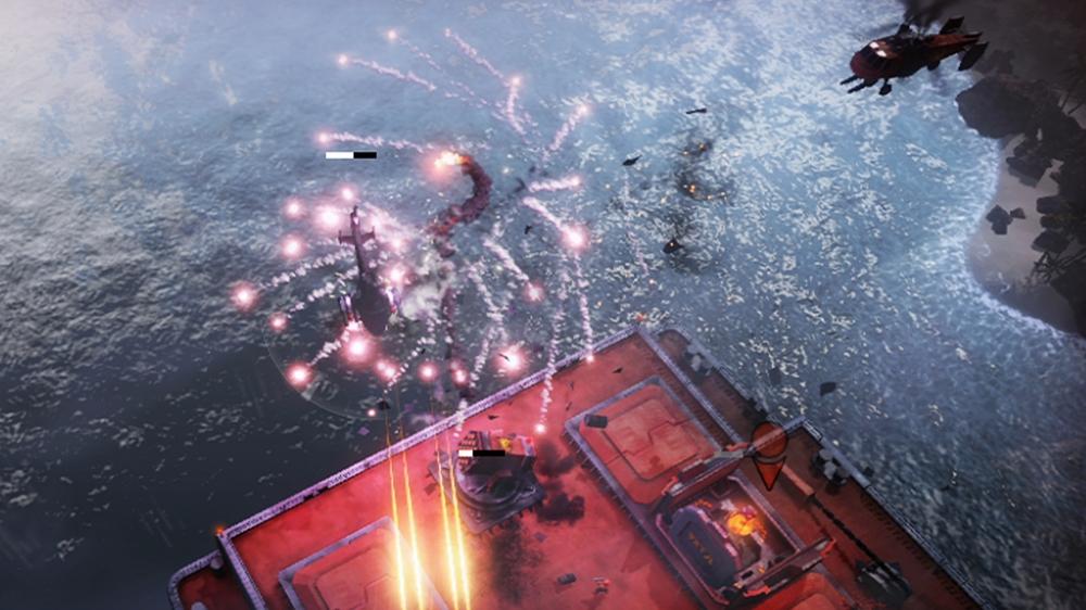 爆烈軍団レネゲード のイメージ