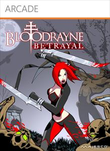 Bloodrayne: Betrayal boxshot
