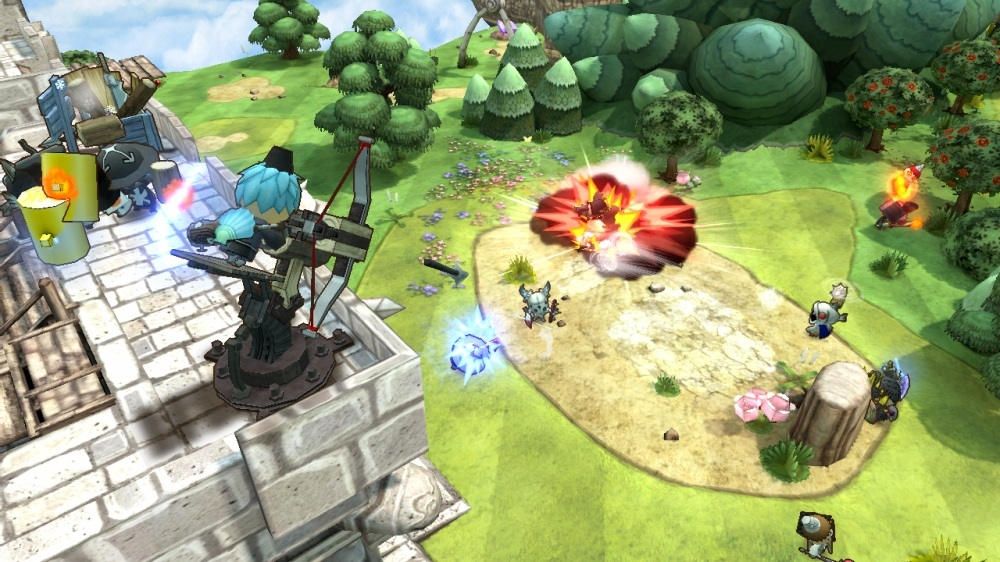 Image de Happy Wars