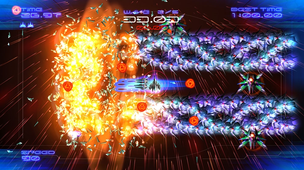 Image from Galaga Legions DX