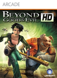 Beyond Good &amp; Evil HD - Conspiracy trailer