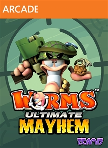 Worms Ultimate Mayhem boxshot