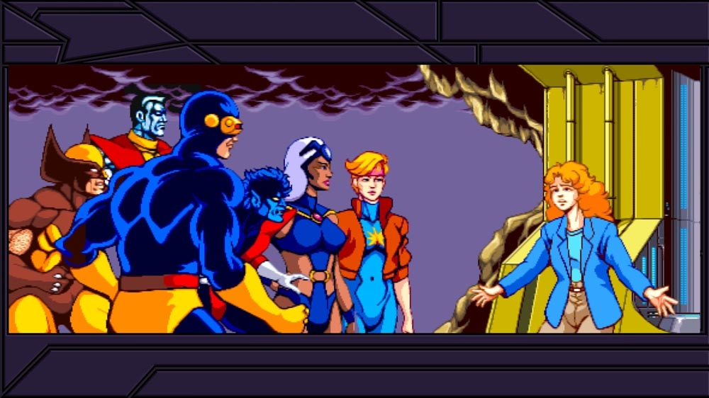 Image from X-MEN