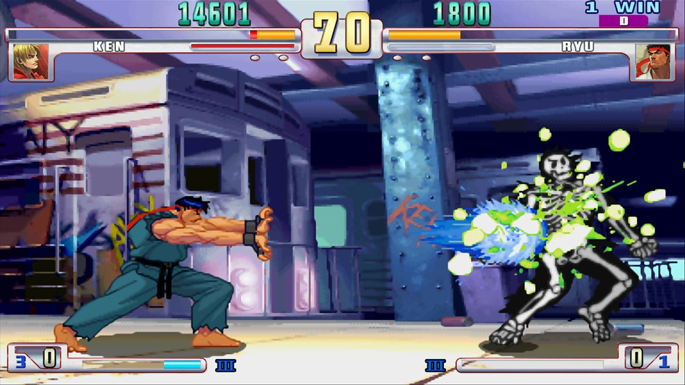 Kép, forrása: Street Fighter III: Online Edition