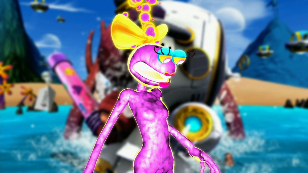 Image from Ms. Splosion Man™