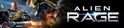 Alien Rage                  Banner