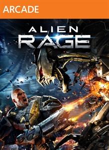 Alien Rage boxshot