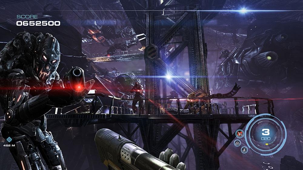 Imagen de Alien Rage