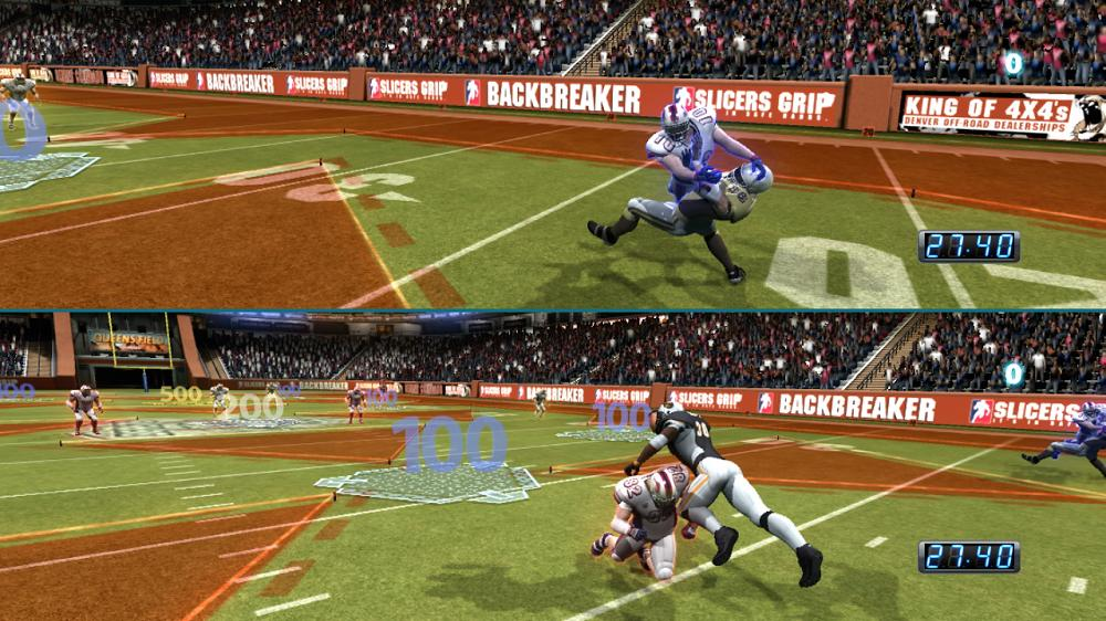 Image from Backbreaker Vengeance