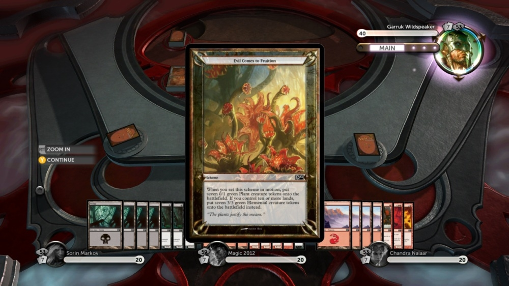 Imagem de Magic: The Gathering 2012