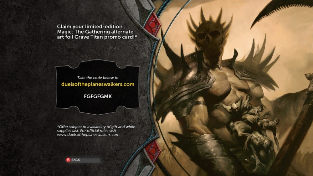 Imagen de Magic: The Gathering 2012