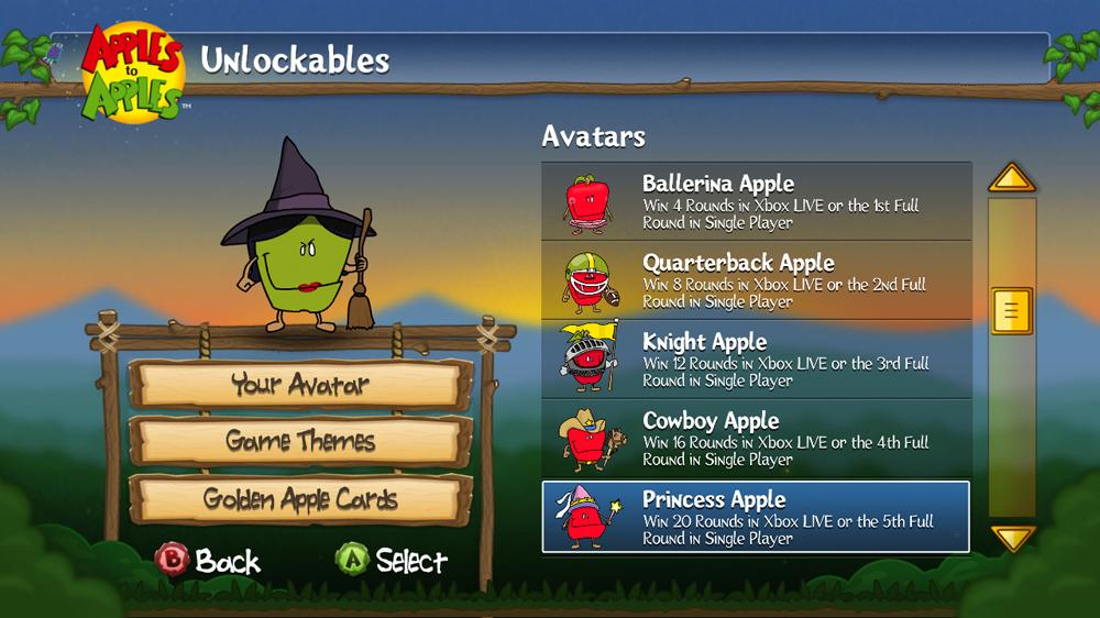 Image from Apples to Apples™
