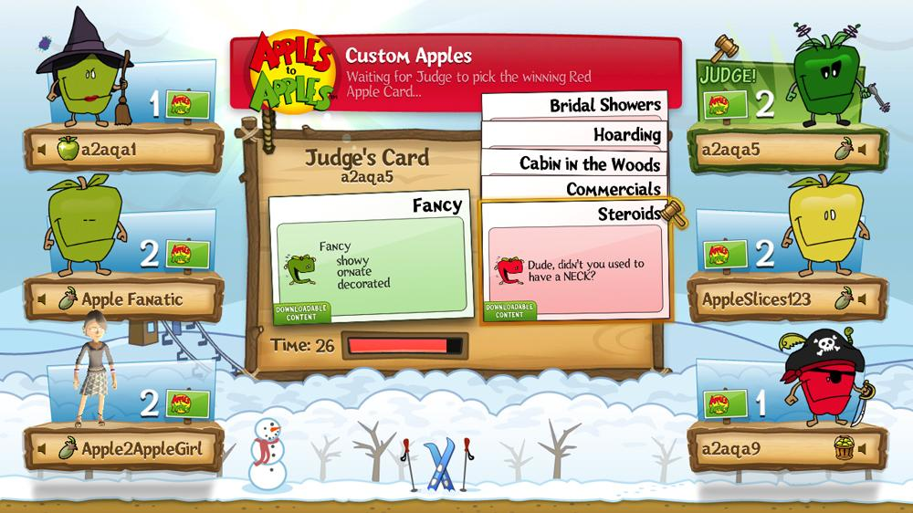 Image from Apples to Apples
