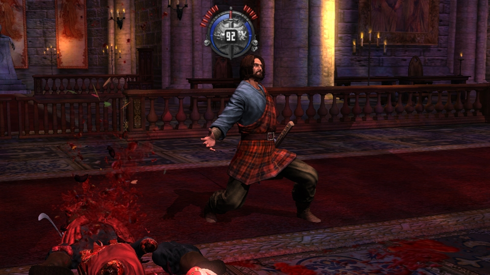 Image from Deadliest Warrior: Legends