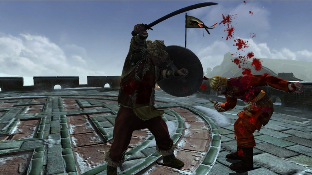 Imagen de Deadliest Warrior: Legends
