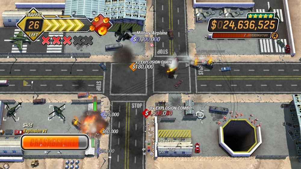 Image from Burnout™ Crash!