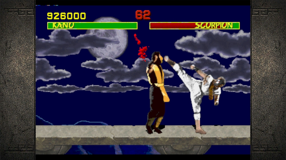 Image de Mortal Kombat Arcade Kollection