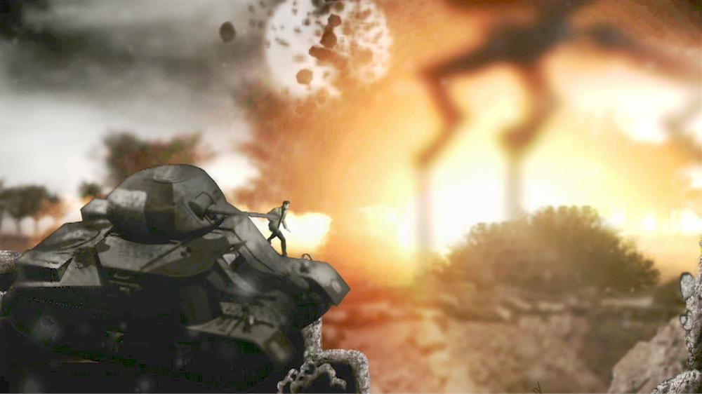 Image from The War of the Worlds