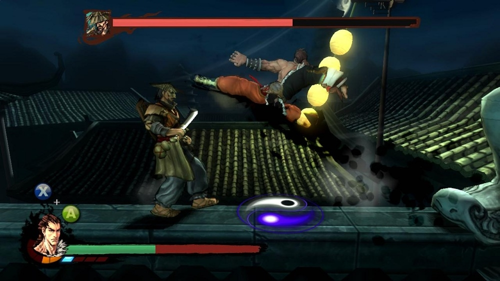 Image from Kung Fu Strike
