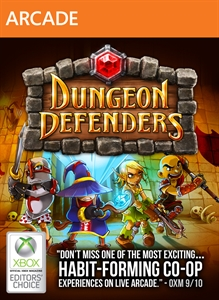 Dungeon Defenders boxshot