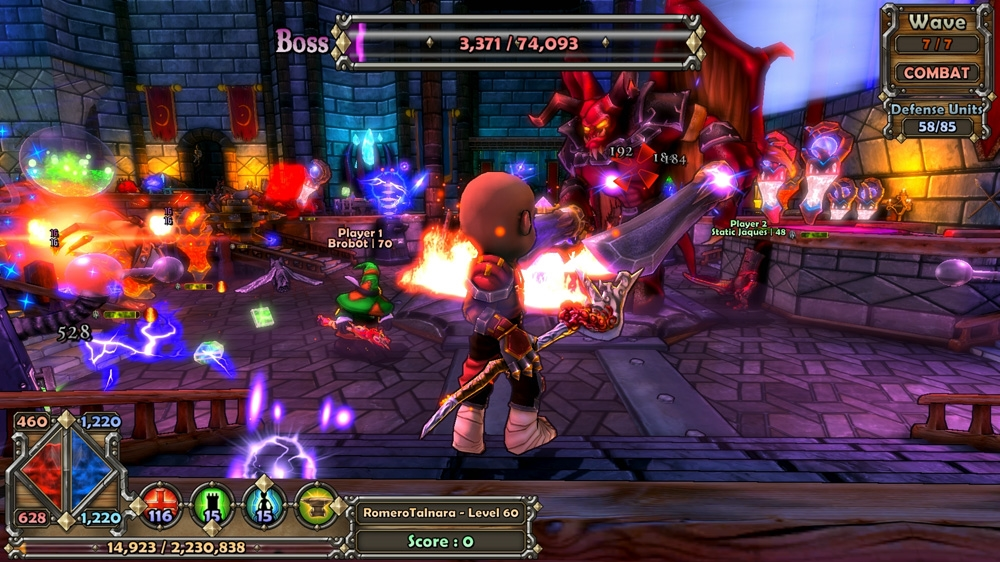Image from Dungeon Defenders
