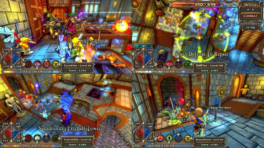 Imagen de Dungeon Defenders