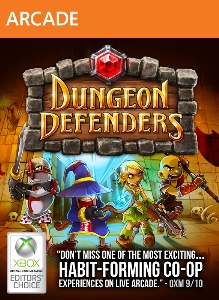 Dungeon Defenders Trailer
