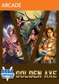 XBLA Golden Axe cover art