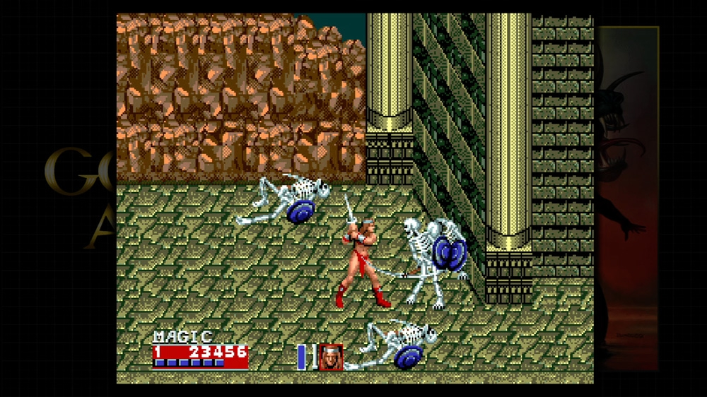 Bild von Sega Vintage Collection: Golden Axe