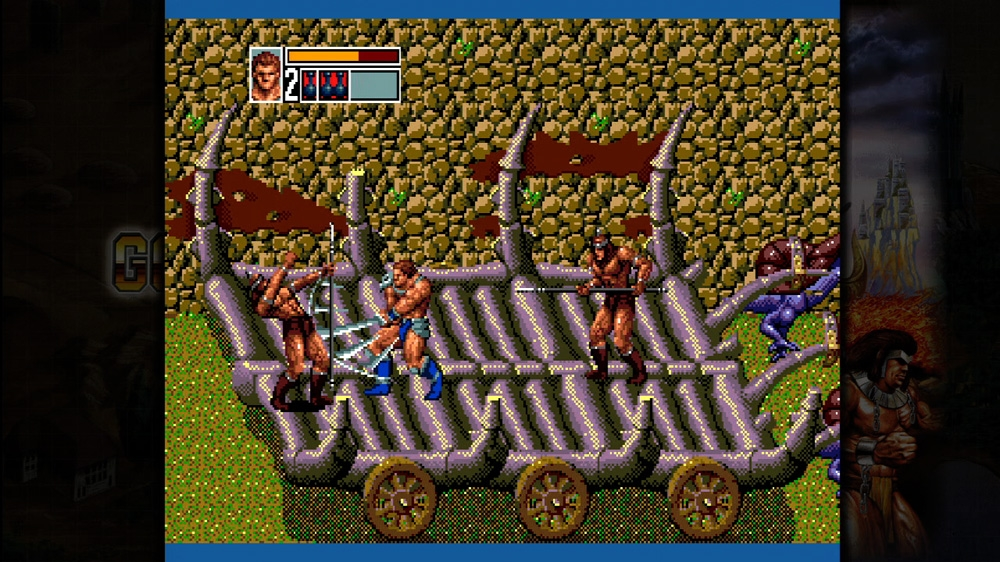 Image de Sega Vintage Collection: Golden Axe
