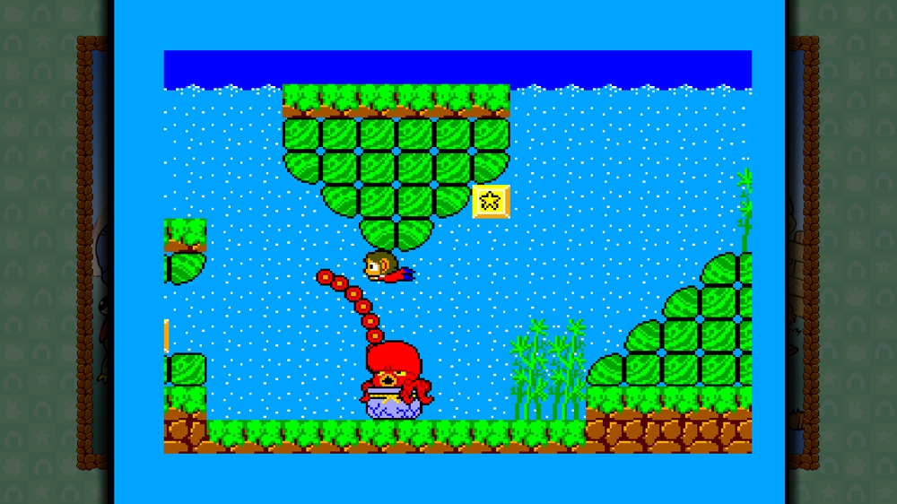 Image from Sega Vintage Collection: Alex Kidd & Co.