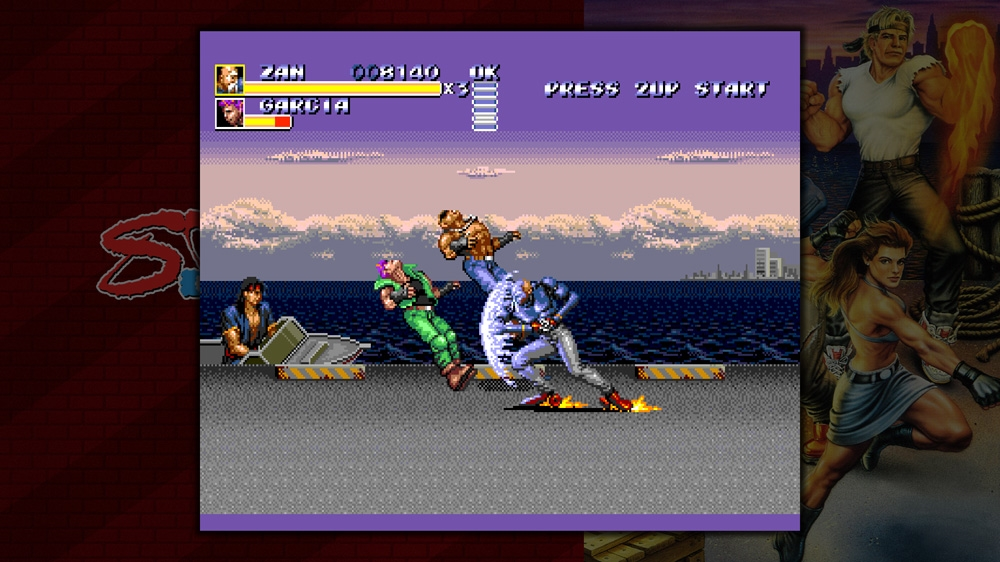 Imagem de Sega Vintage Collection: Streets of Rage