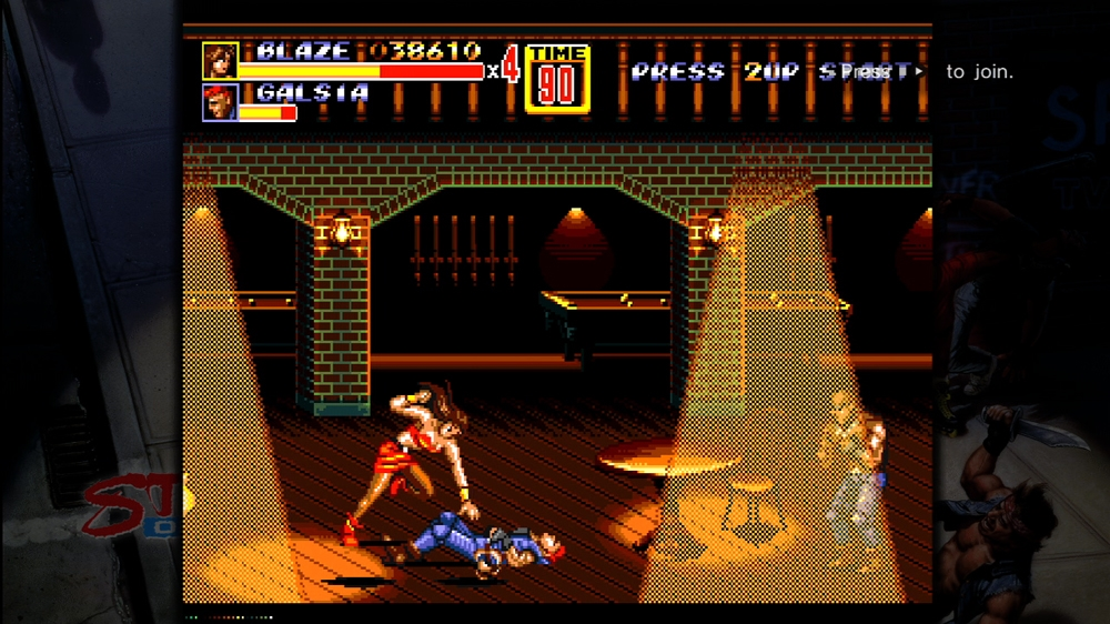 Bild von Sega Vintage Collection: Streets of Rage