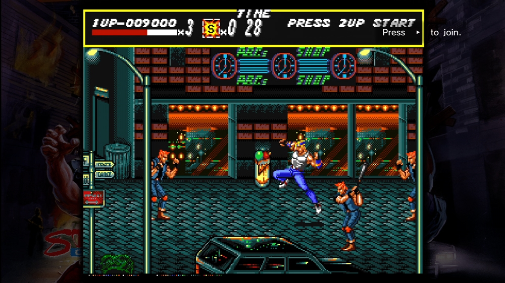 Imagen de Sega Vintage Collection: Streets of Rage