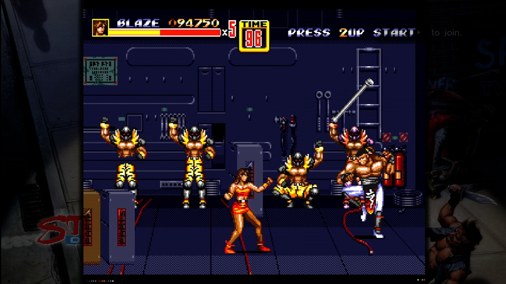 Image de Sega Vintage Collection: Streets of Rage